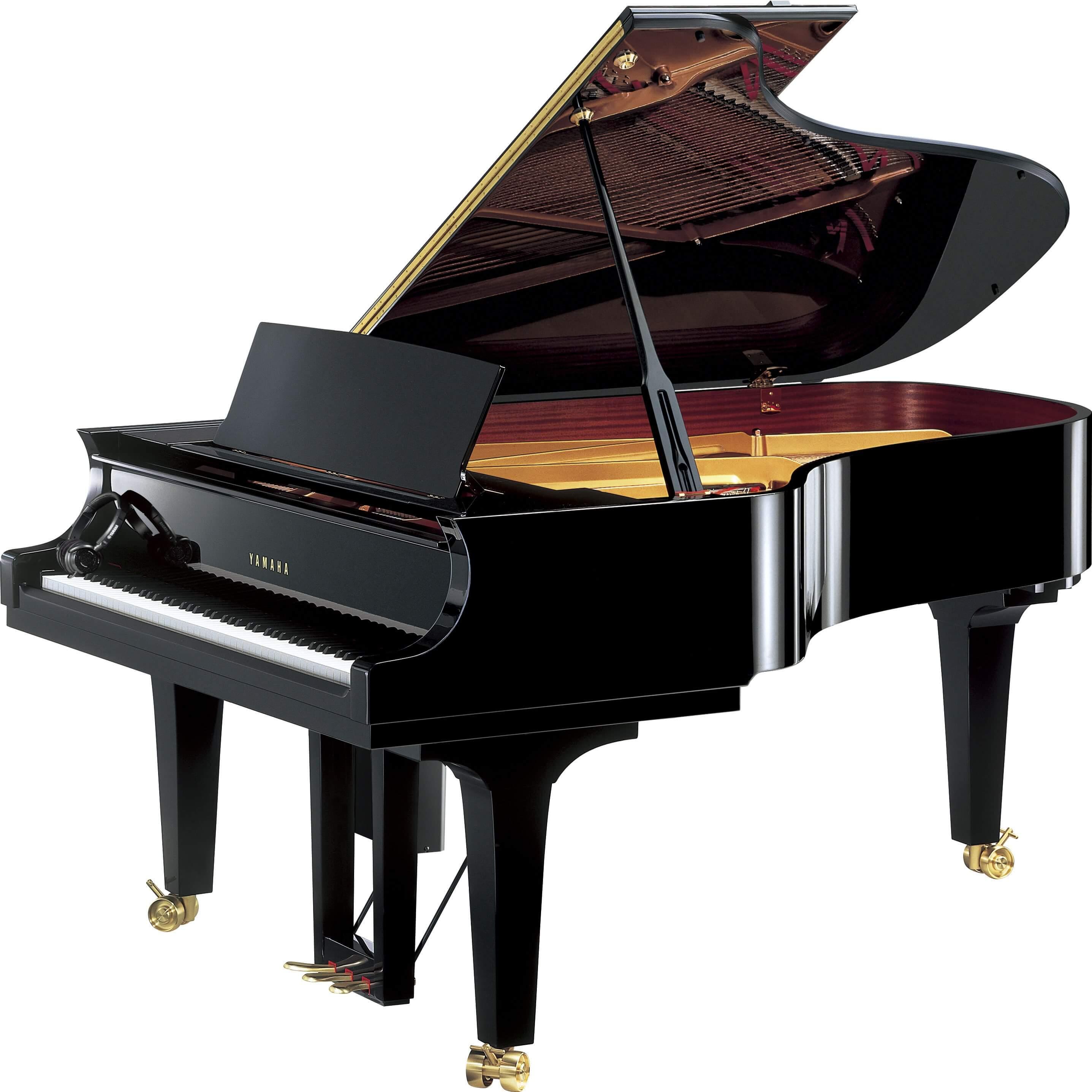 Piano de Cola Disklavier Yamaha CF6 ENSPIRE PRO