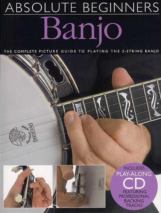 Absolute Beginners: Banjo +CD