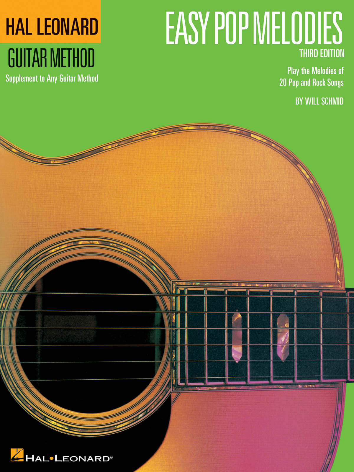 Easy Pop Melodies. Guitarra. Third edition