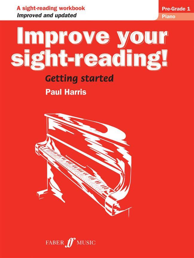 Improve your sight-reading! Piano Grade Pre-1