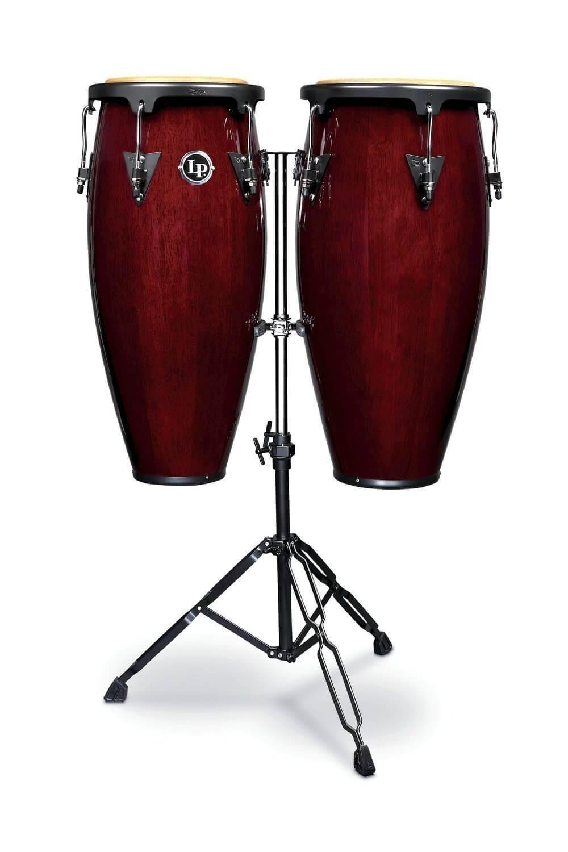 Set Congas Latin Percussion Lpa646 10