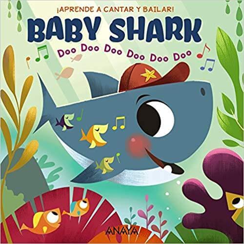 Aprende a cantar y bailar Baby Shark