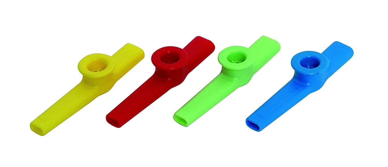 Kazoo Plastico Colores Goldon