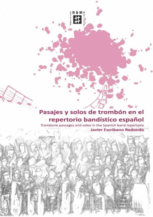 Pasajes y solos de trombón en el repertorio bandístico español
