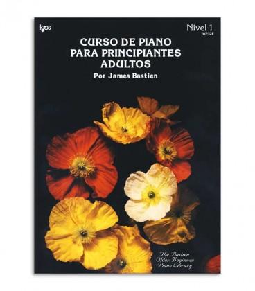 Curso de piano para principiantes Adultos Nivel 1 (WP32E)
