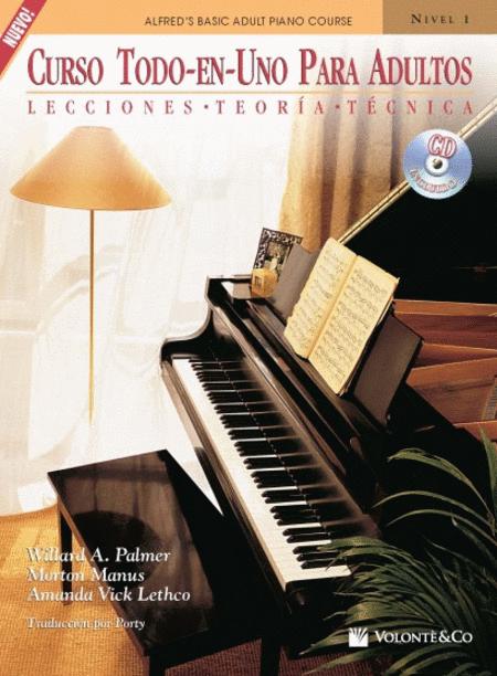 Curso Todo-En-Uno Para Adultos Vol. 2 Libro + audio CD