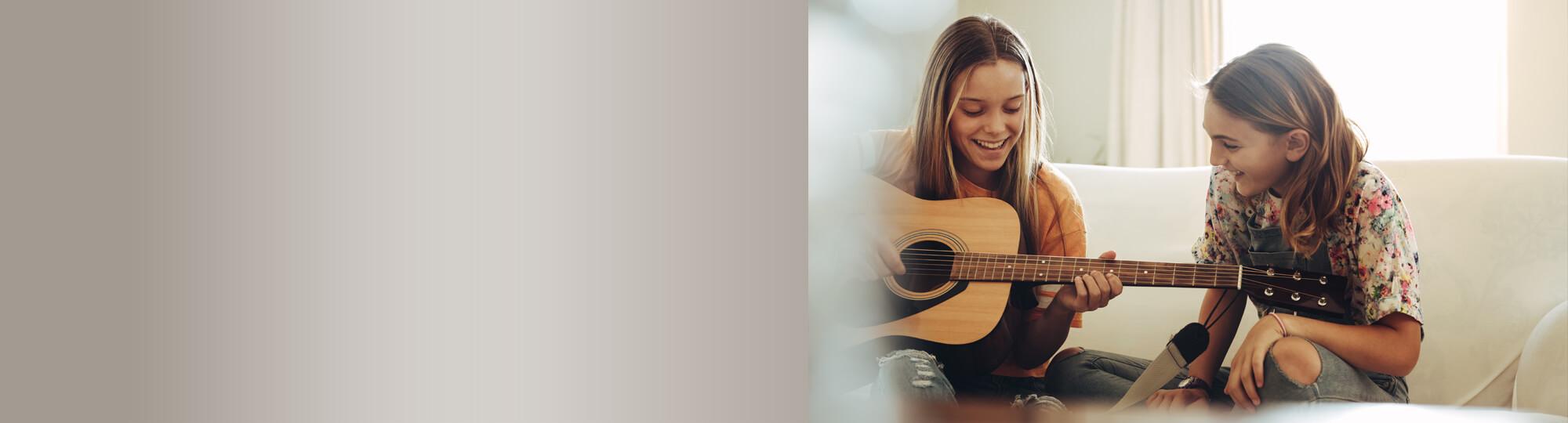 HAZ música EN casa