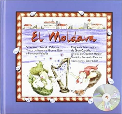 El Moldava (La Mota De Polvo Nº23) (+Cd)