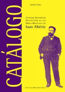 Catalogo De Obras Musicales De  Isaac Albeniz