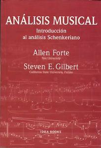 Análisis Musical (Introducción Al Análisis Schenkeriano)