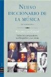 Nuevo Diccionario De La Musica Vol.2 (Compositores)