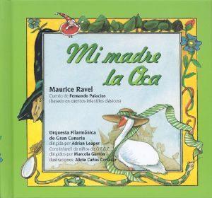 Mi Madre La Oca (La Mota De Polvo Nº17) (+Cd)