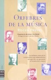 Orfebres De La Musica