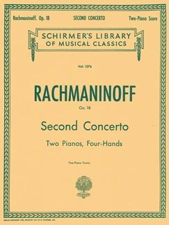 Piano Concerto No.2 In C Minor Op.18 .Rachmaninov