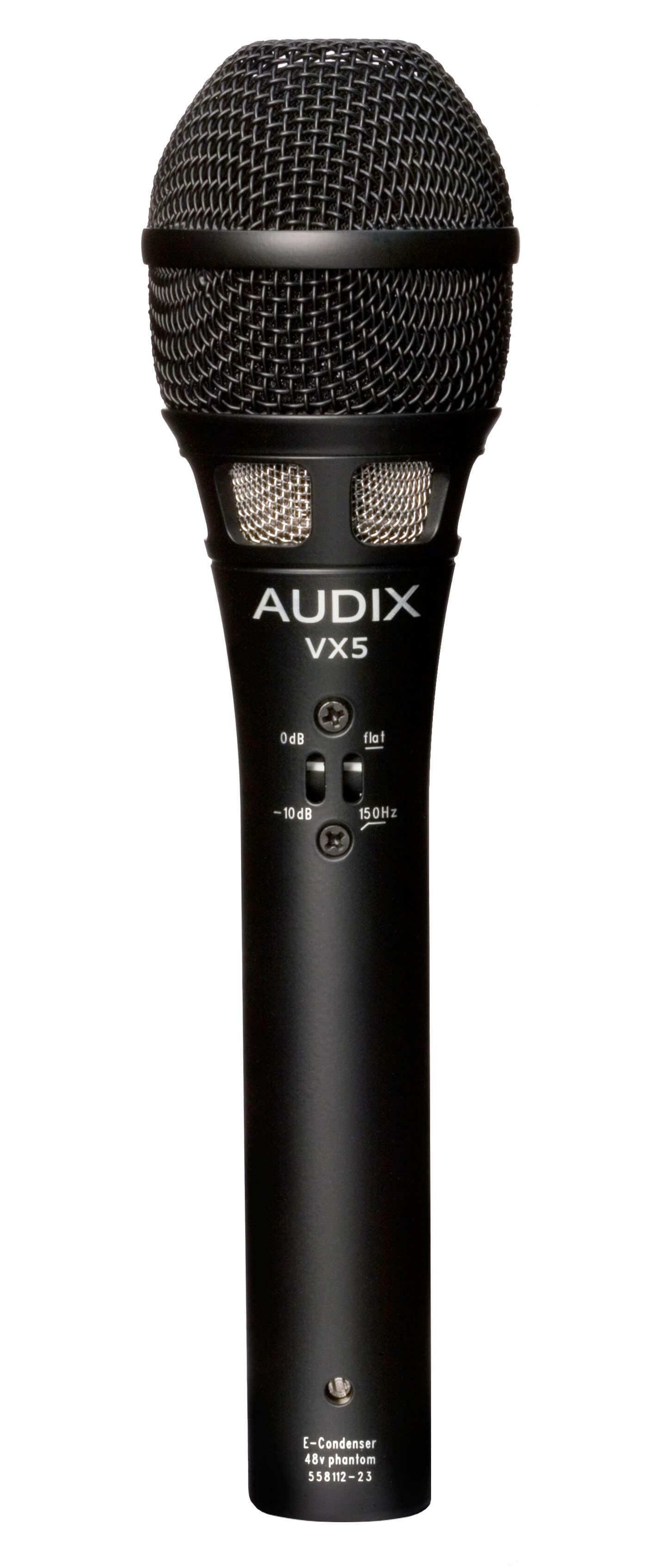 Micrófono dinámico vocal Audix VX5