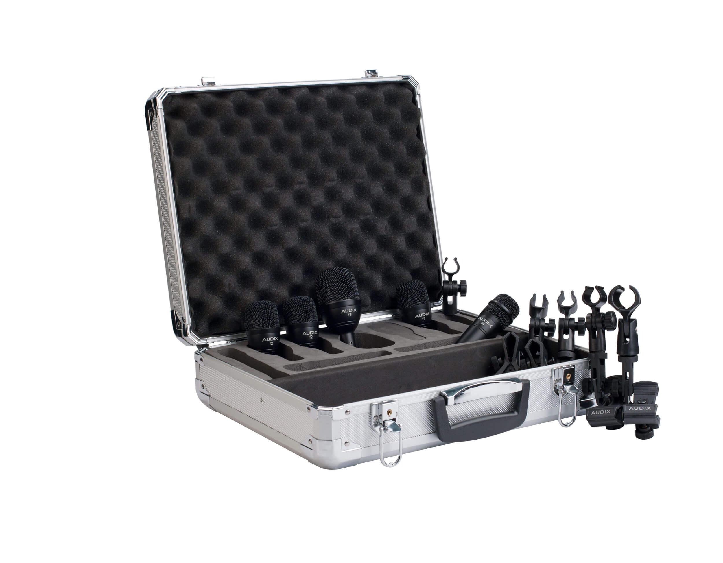 Set de micrófonos de batería Audix FP5