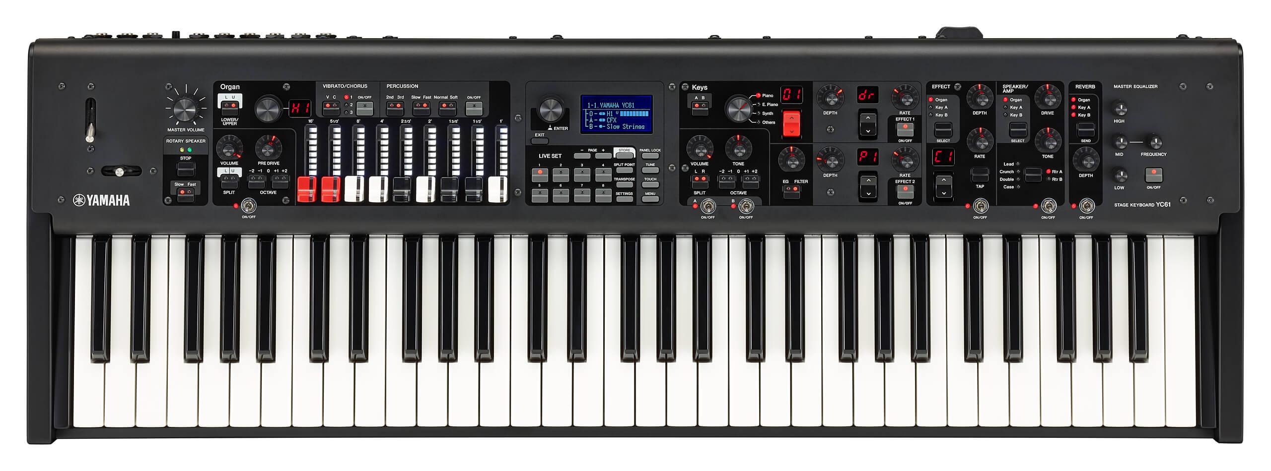Piano De Escenario Yamaha CYC61