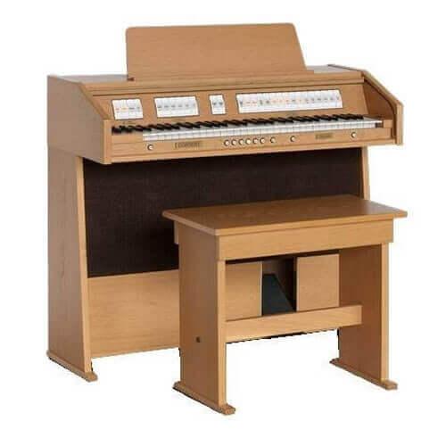 Órgano litúrgico Content D-4100