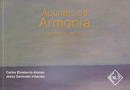 Apuntes De Armonia Primera parte .Etxeberria