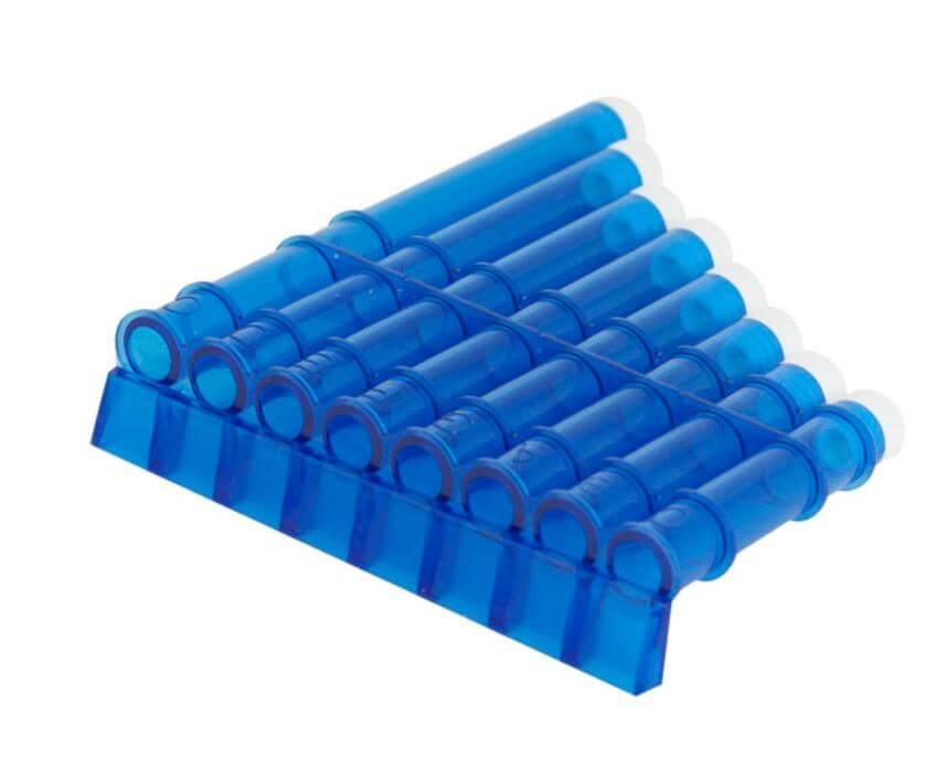 Flauta De Pan Colores R00403. Azul