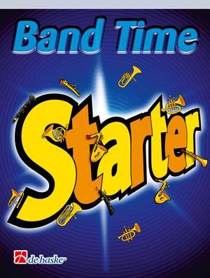 Band Time Starter ( C Trombone 1-2 )