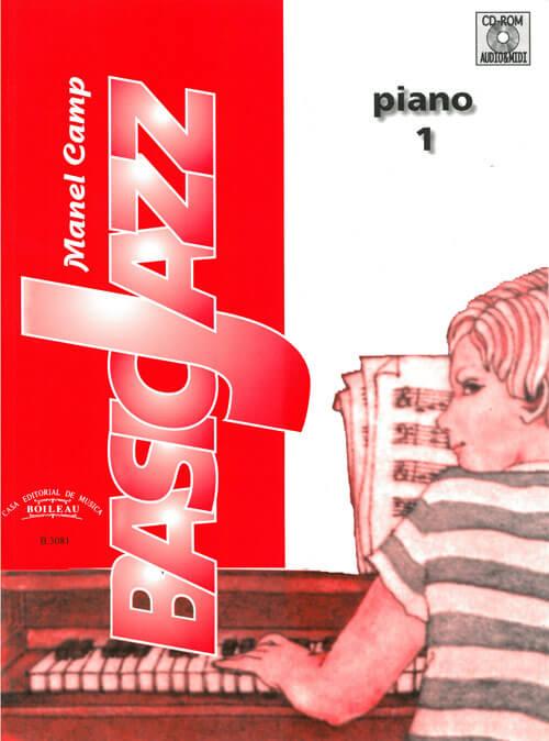 Basicjazz, Vol. 1 Piano