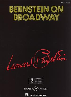 Bernstein On Broadway Vocal and Piano