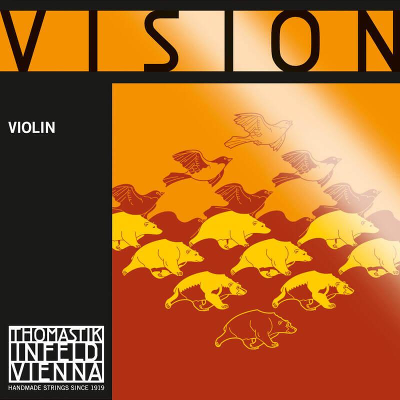 Cuerdas Violín Thomastik Vision