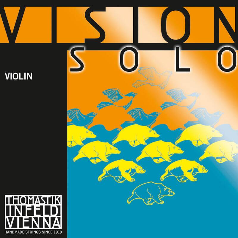 Cuerdas Violín Thomastik Vision Solo