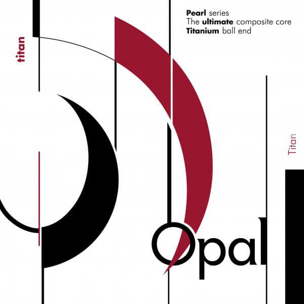 Cuerdas Violoncello For-Tune Opal Titan