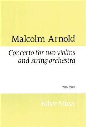 Concerto for two violins-piano .Arnold