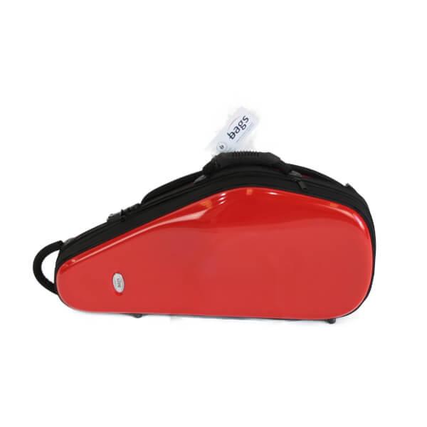 Estuche Saxofón Alto Bags Basic Rojo