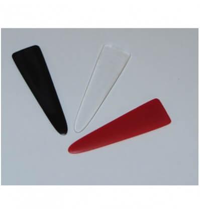 Pestaña Oboe Plastico Rieger Negra