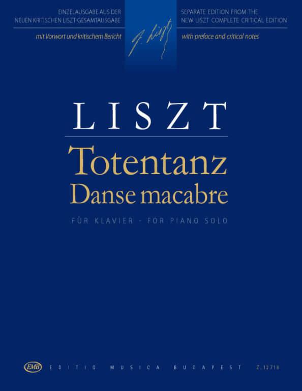 Totentanz (Dance Macabre) piano .Liszt. Liszt
