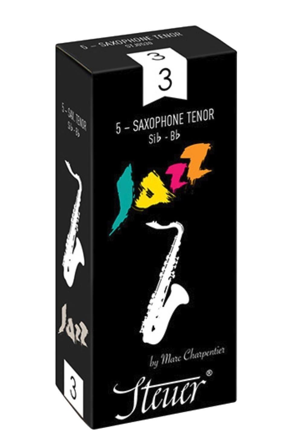 Caña Saxofón Tenor Steuer Jazz Nº2 1/2