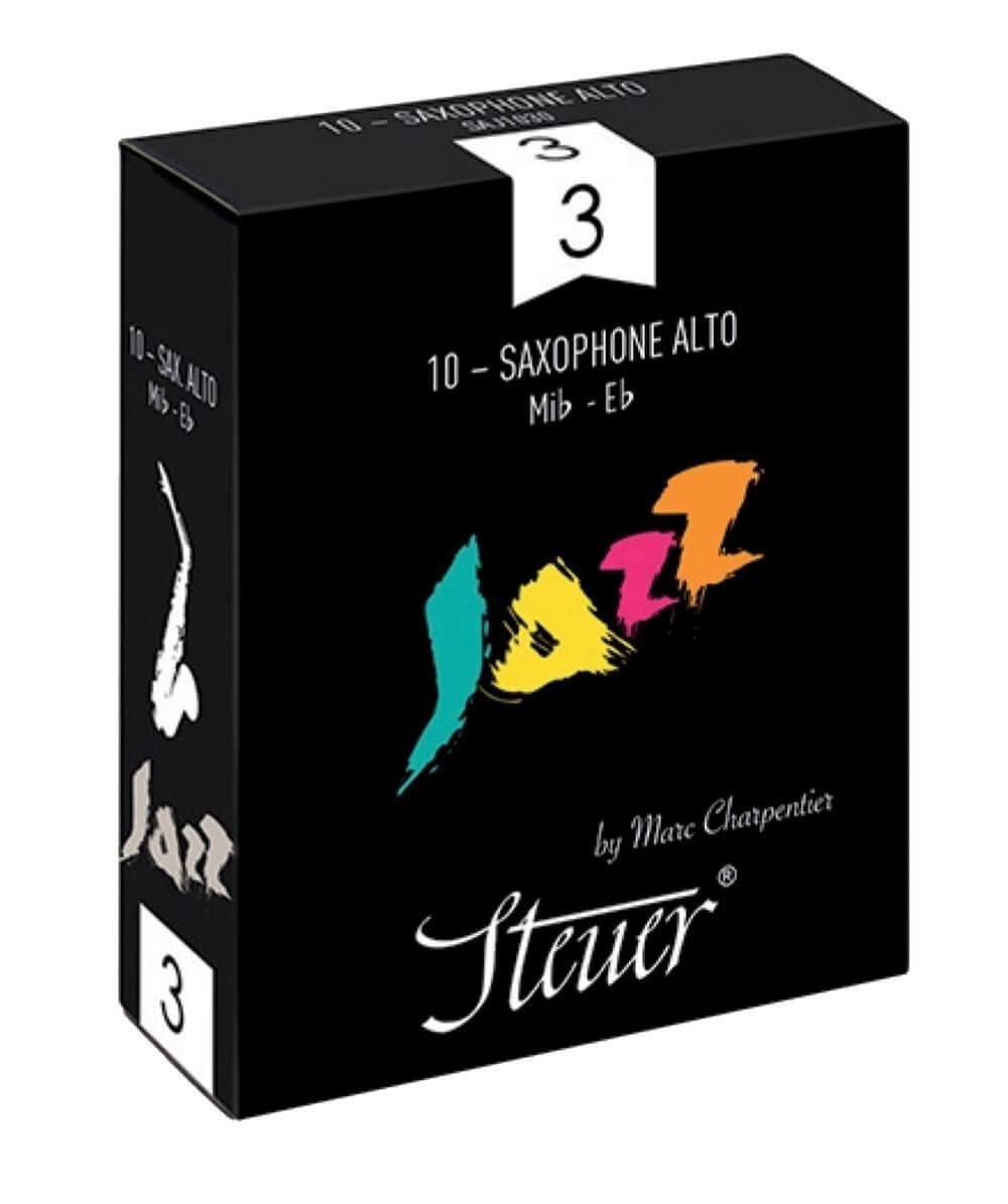 Caña Saxofón Alto Steuer Jazz Nº3
