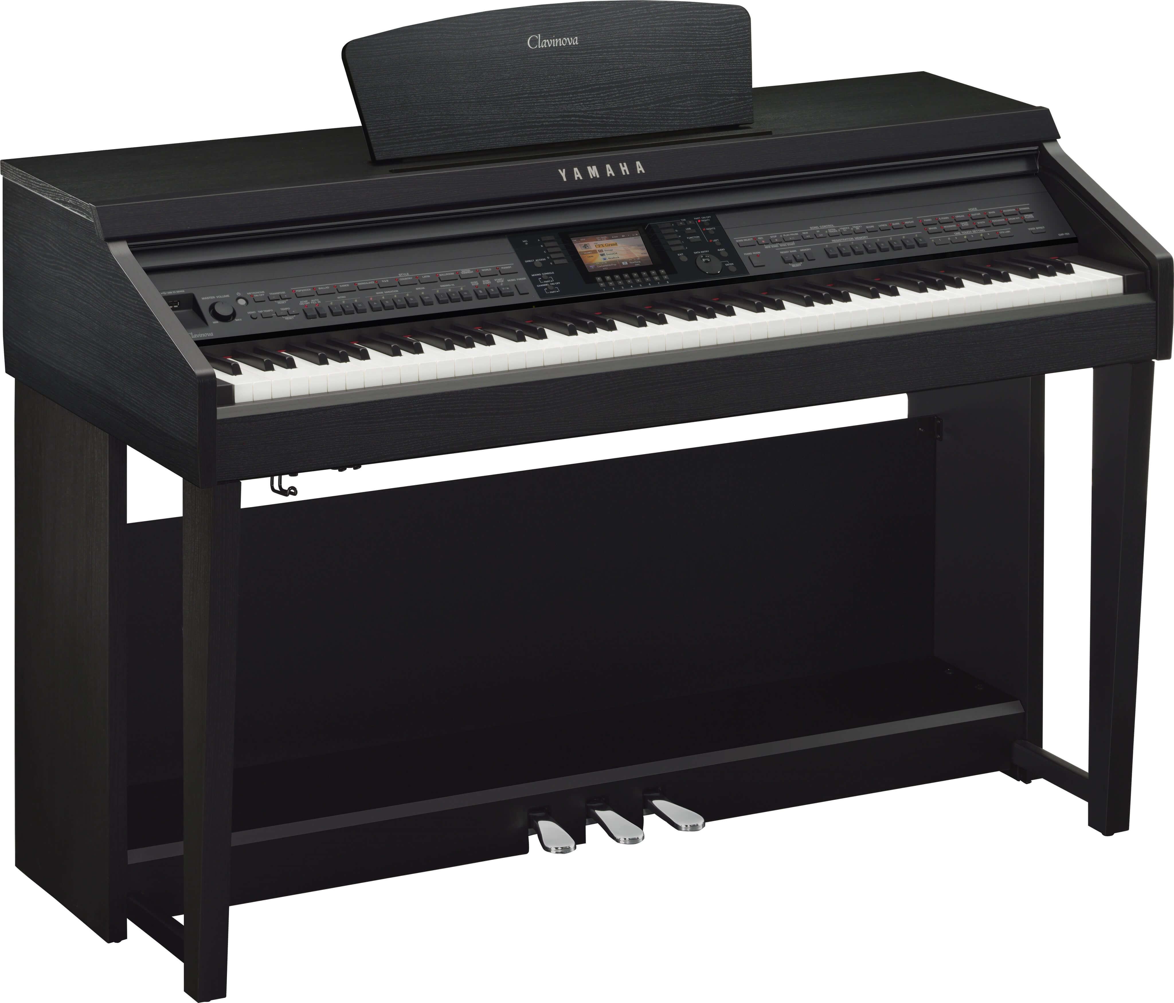 Pack Piano Digital Yamaha CVP-701B