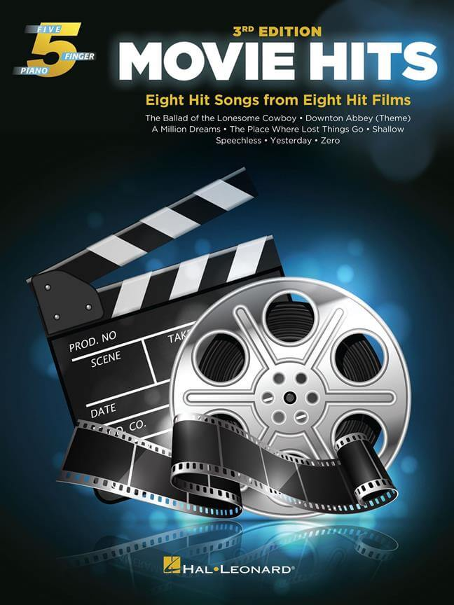 Movie Hits - 3rd Edition. Piano