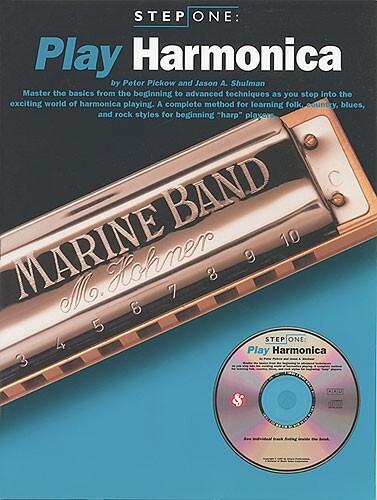 Step One Play Harmonica