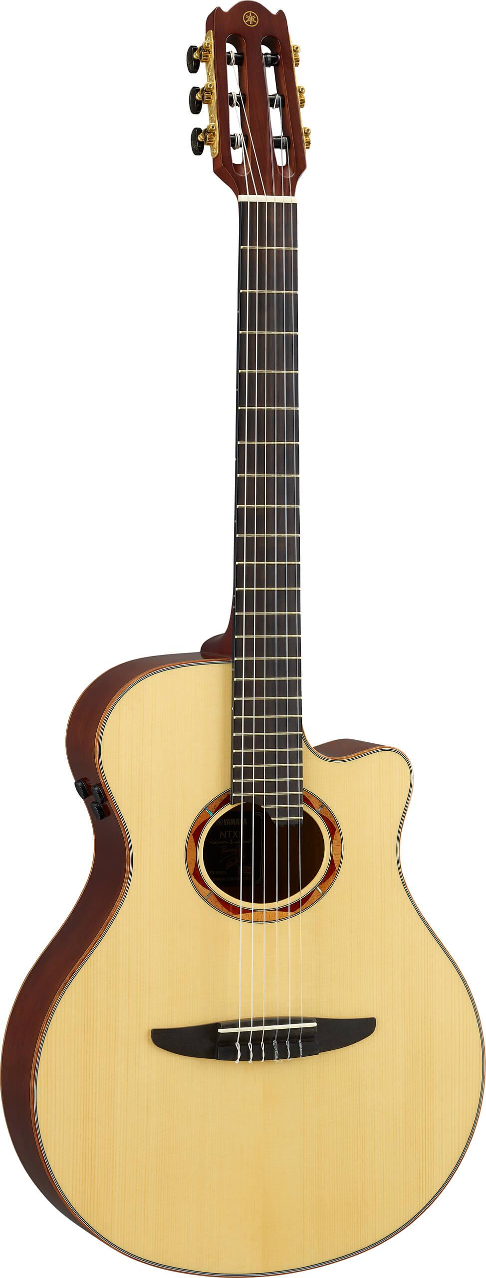 Guitarra Clásica Electrificada Yamaha NTX5
