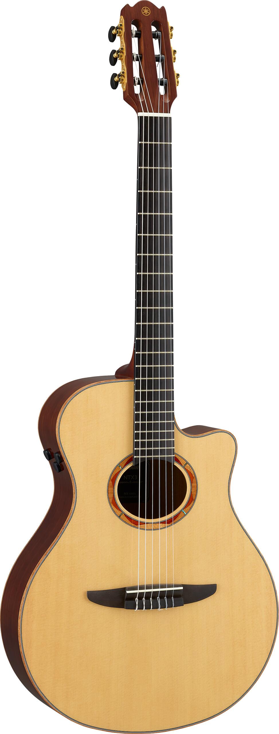 Guitarra Clásica Electrificada Yamaha NTX3