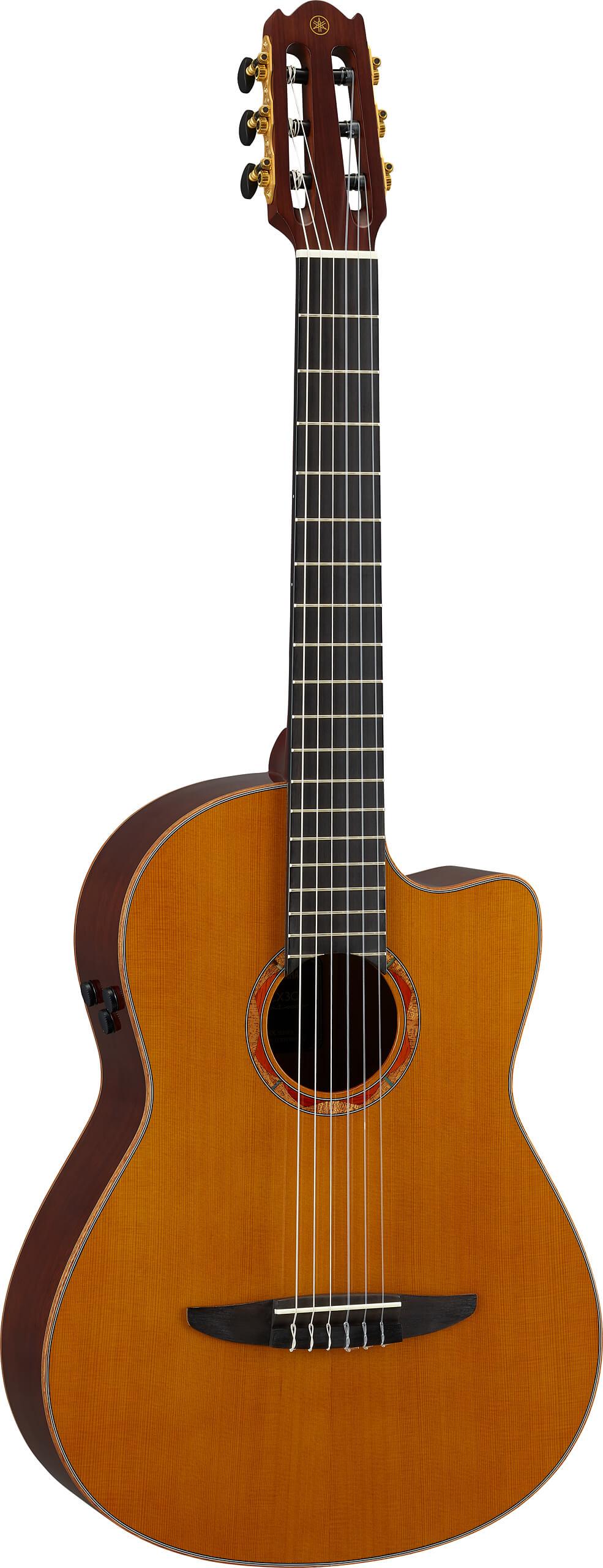 Guitarra Clásica Electrificada Yamaha NCX3 Cedro