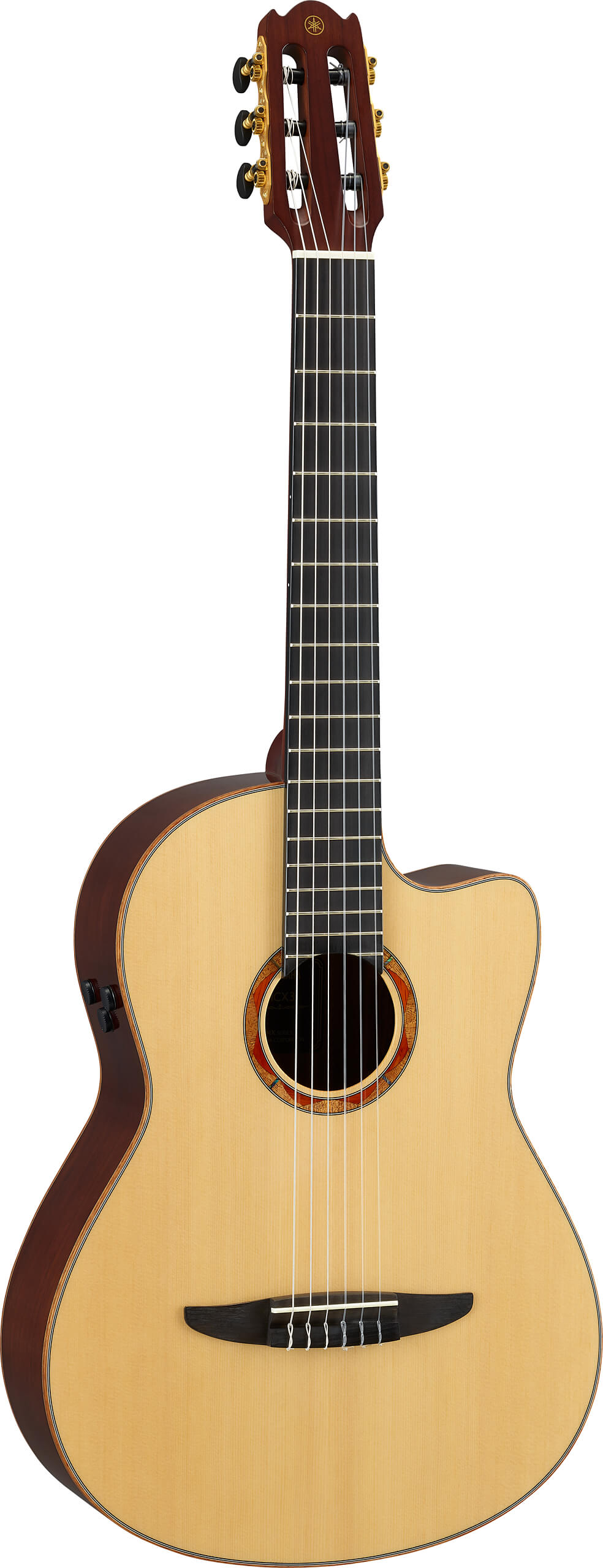 Guitarra Clásica Electrificada Yamaha NCX3