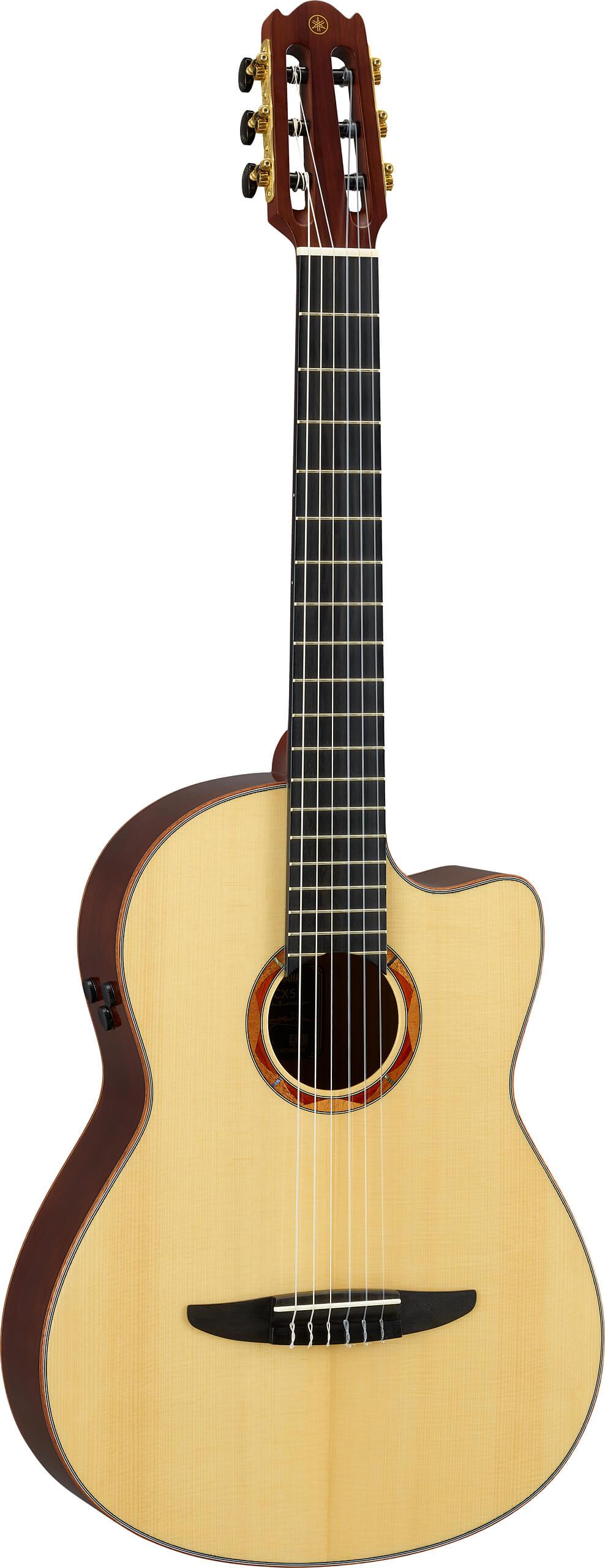 Guitarra Clásica Electrificada Yamaha NCX5