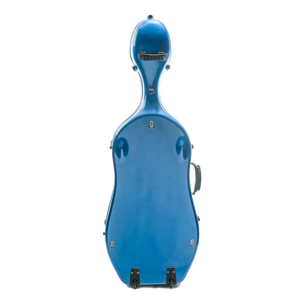 Estuche Violoncello Rapsody K1Uw Carbono Azul