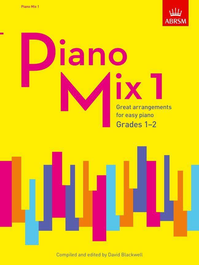 ABRSM: Piano Mix Book 1 (Grades 1-2)