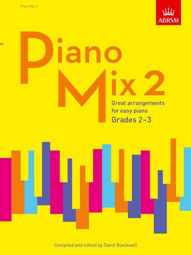 ABRSM: Piano Mix Book 2 (Grades 2-3)