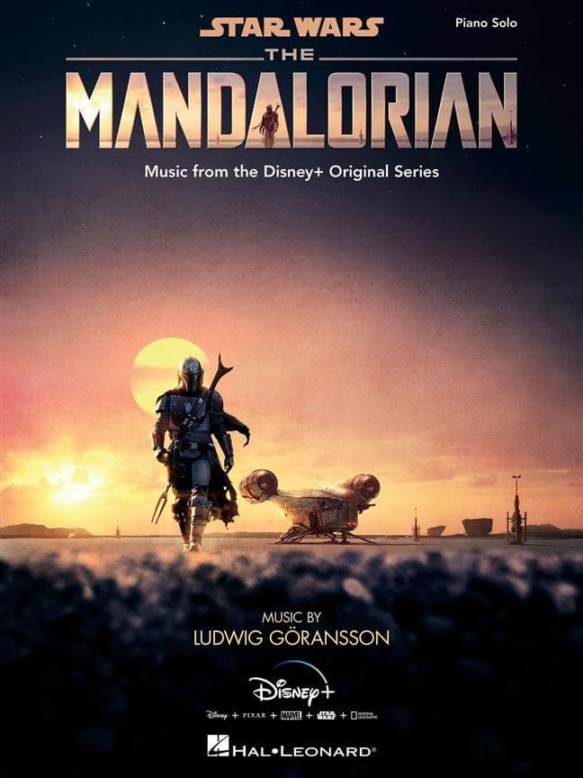 Star Wars: The Mandalorian. Piano solo