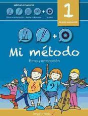 Mi Metodo Ritmo Y Entonacion Vol.1