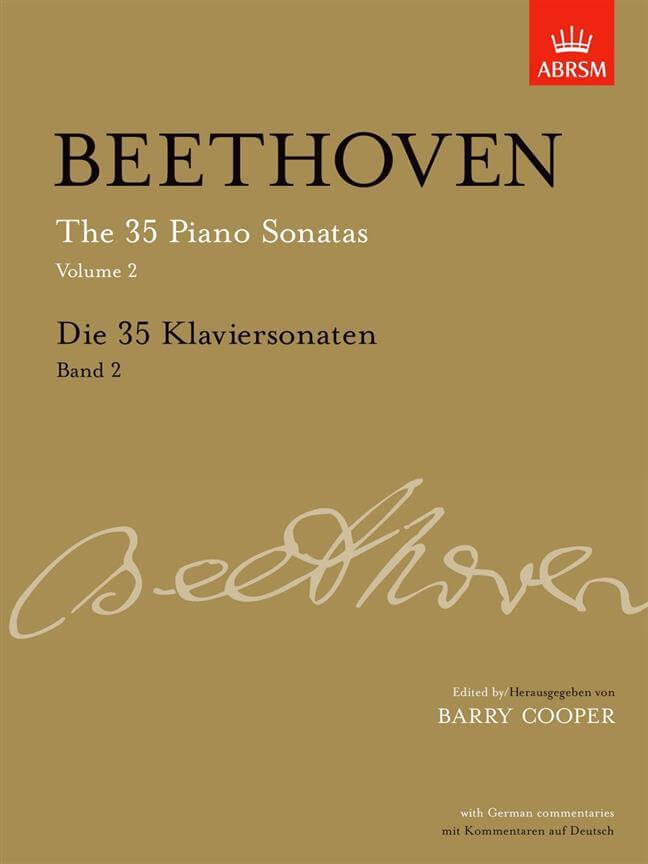 Die 35 Klaviersonaten, Band 2